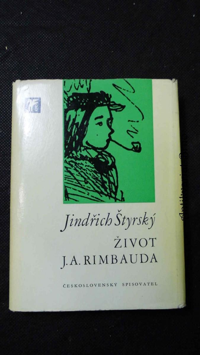 Život J.A. Rimbauda : dopisy a dokumenty