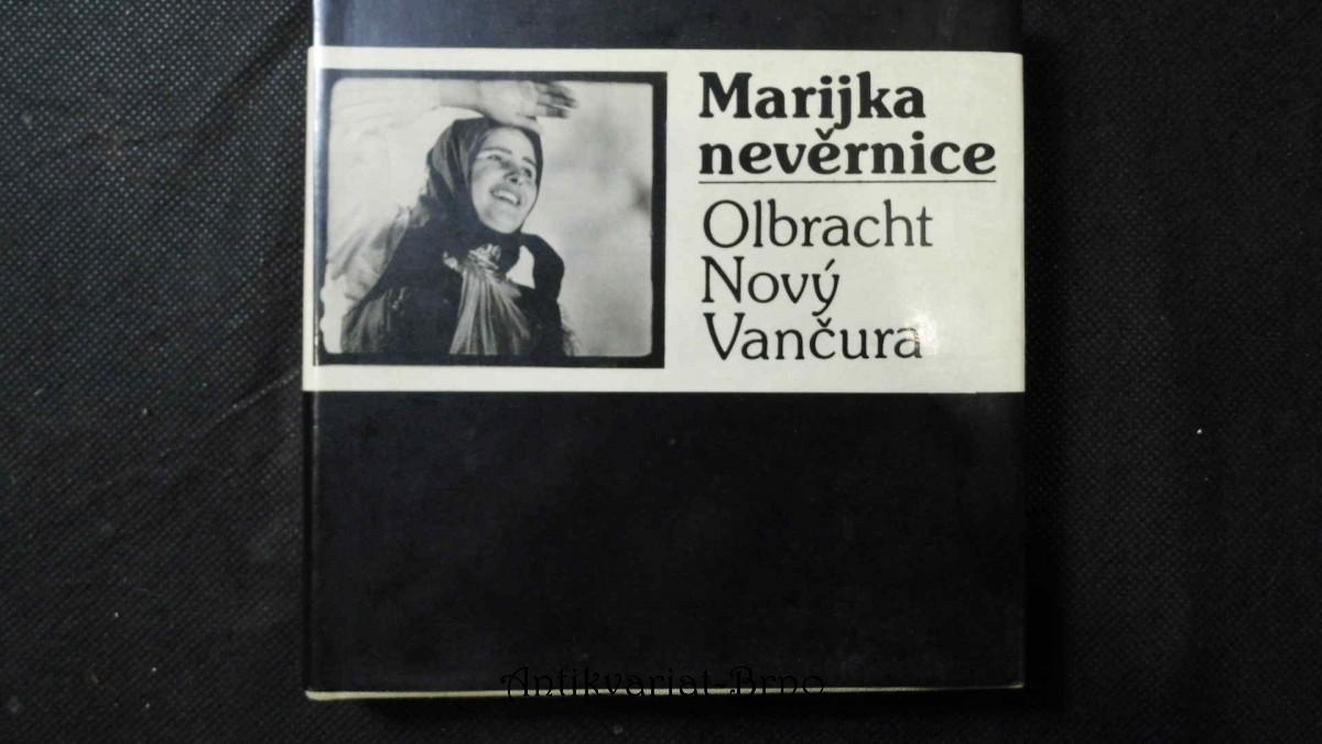 Marijka nevěrnice