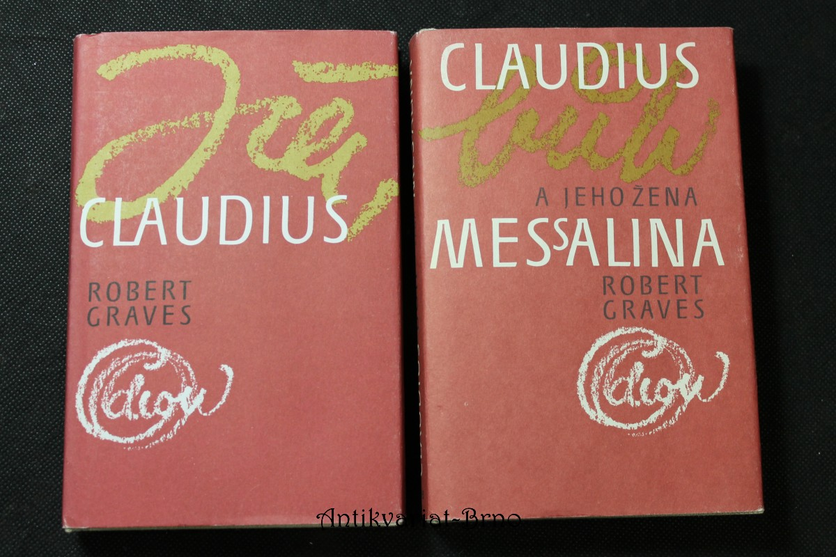 Claudius bůh a jeho žena Messalina + Já, Claudius