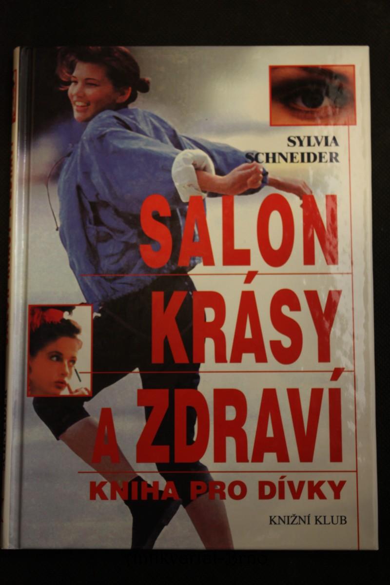 Salon krásy a zdraví : kniha pro dívky