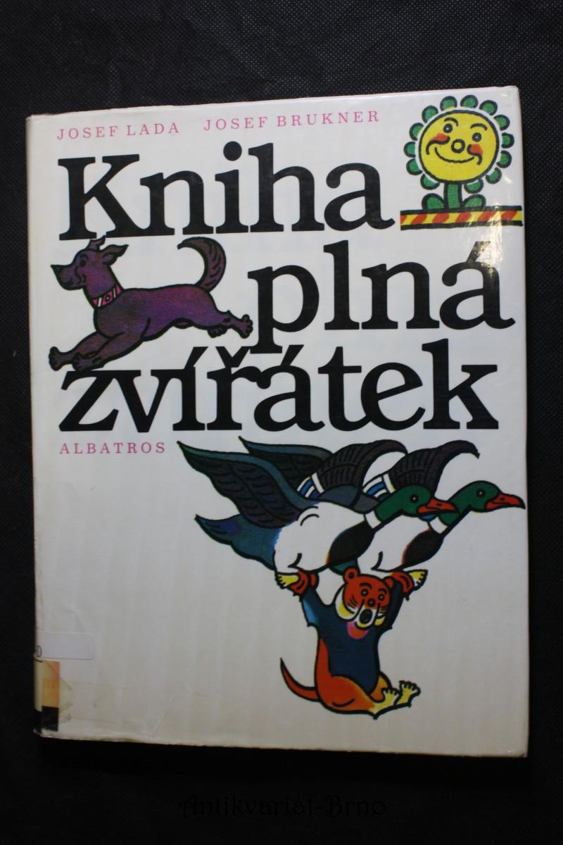 Kniha plná zvířátek : [Výbor z díla] : Pro děti od 4 let