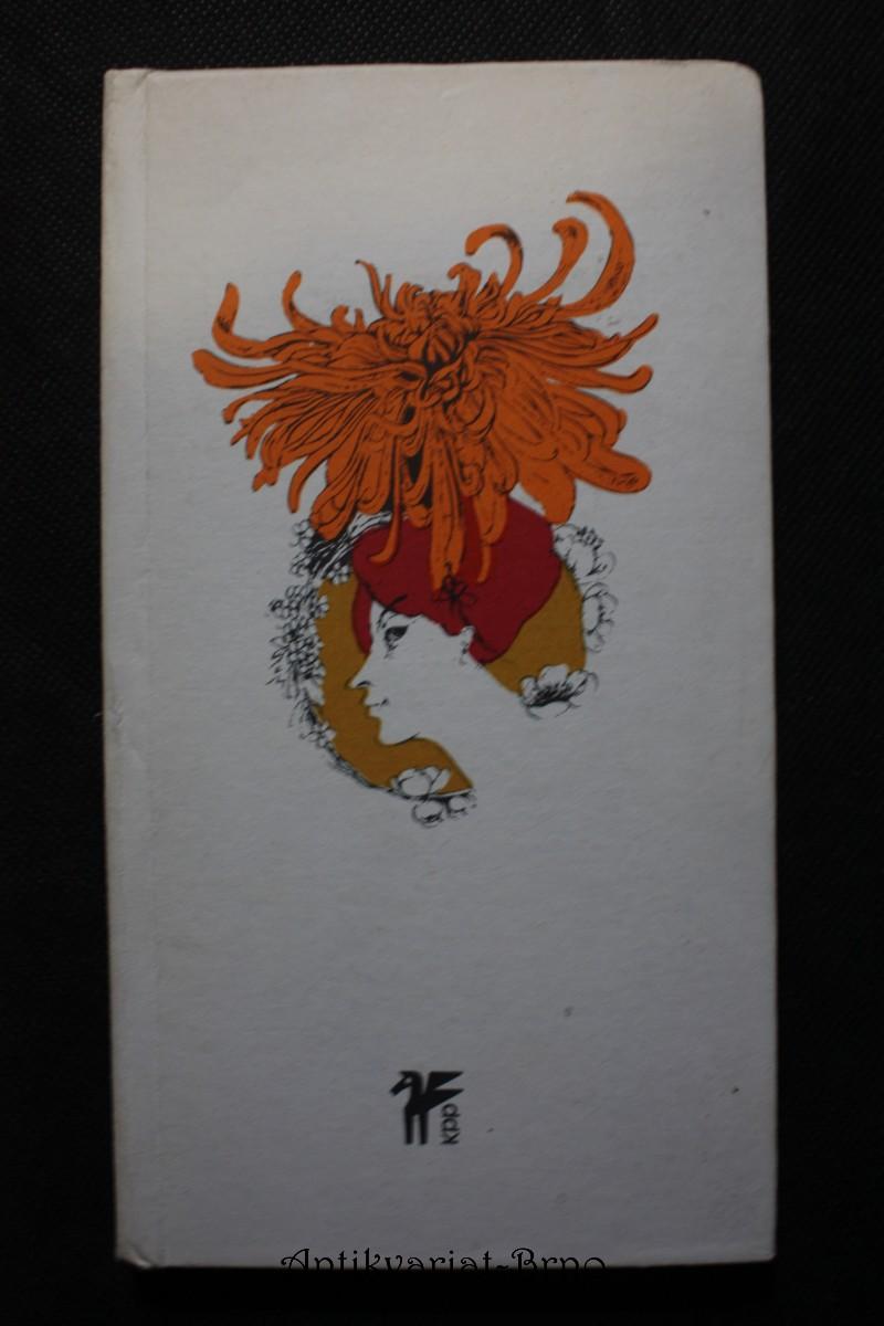 Abeceda květů : stolístek z české a světové poezie