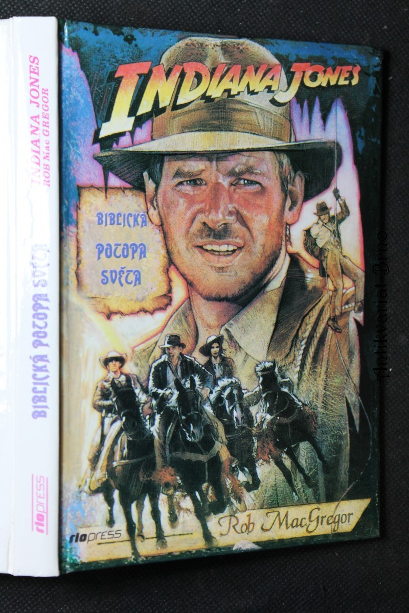 Indiana Jones a biblická potopa světa