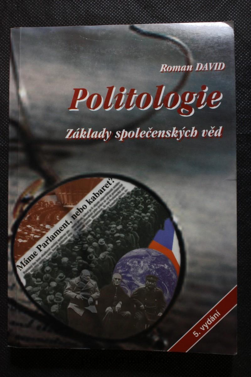 Politologie : základy společenských věd