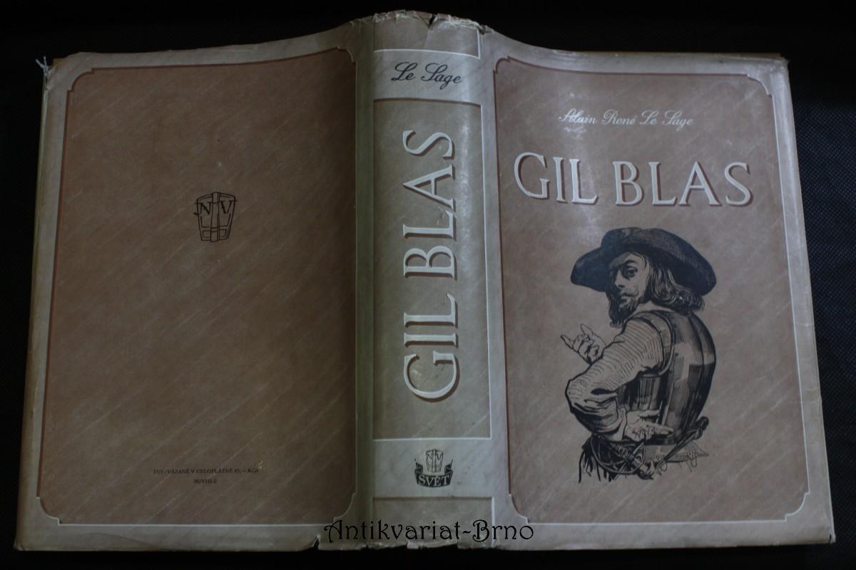 História Gila Blasa de Santillane