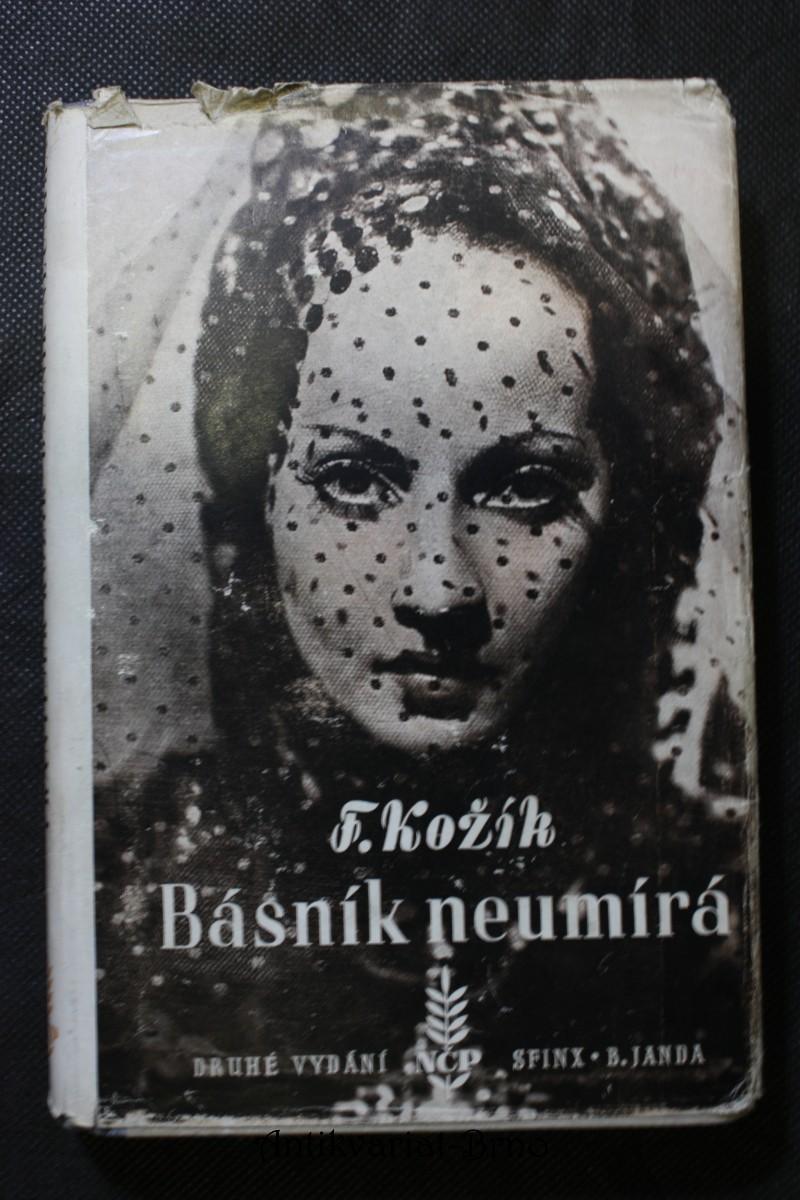 Básník neumírá : román