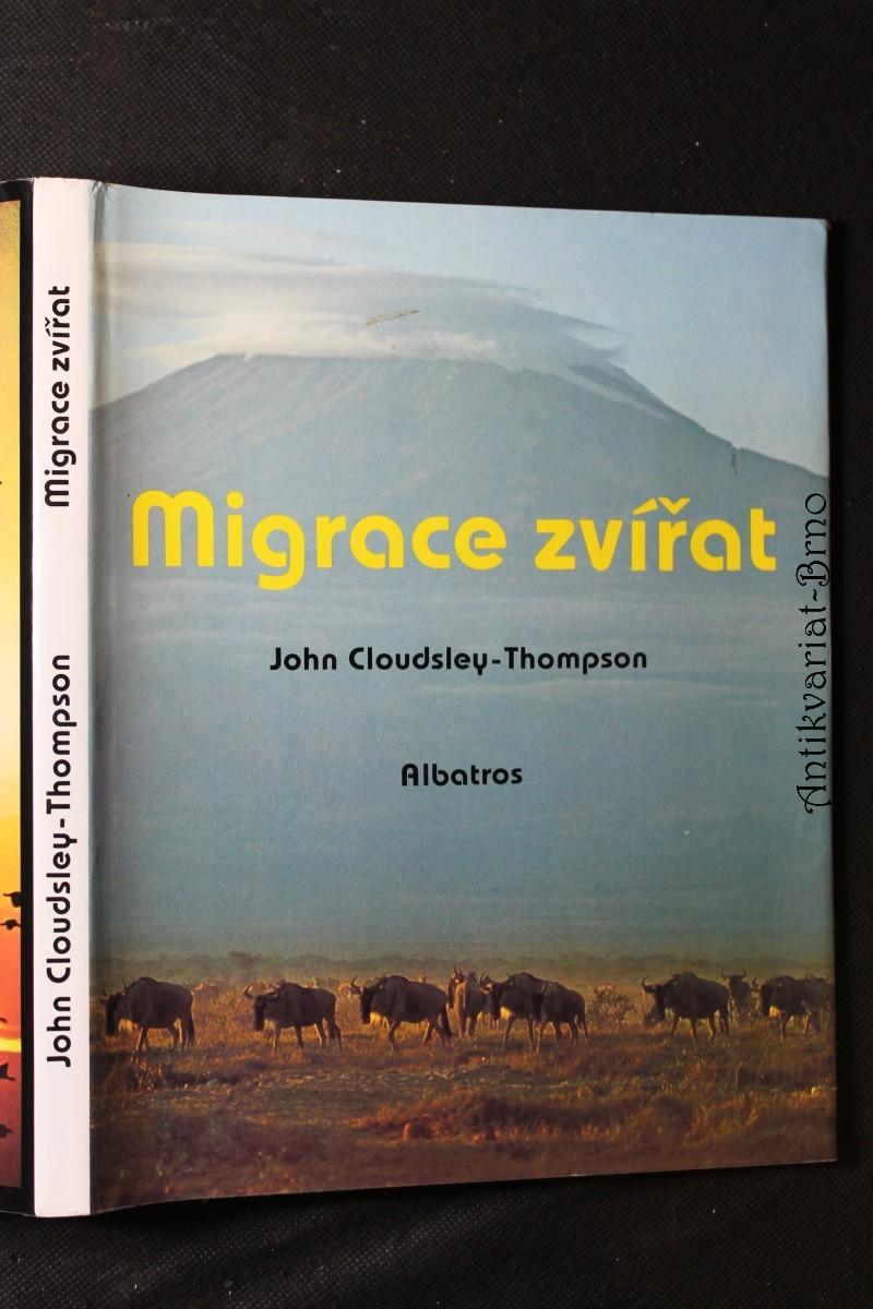 Migrace zvířat : pro čtenáře od 12 let