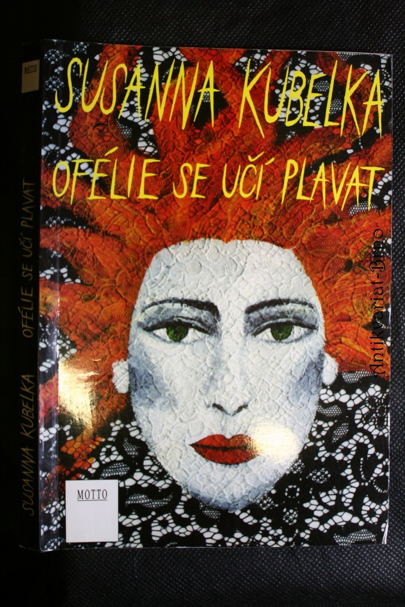 Ofélie se učí plavat : román