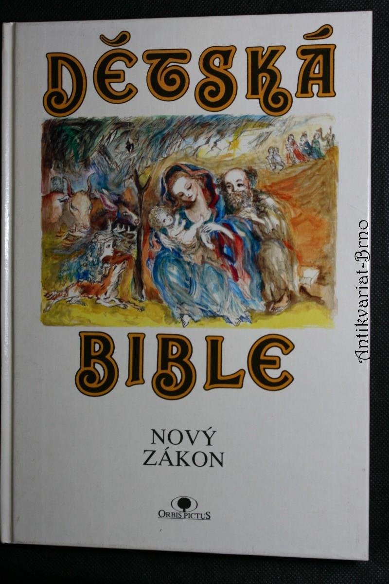 Dětská bible. [Díl 2], Nový zákon