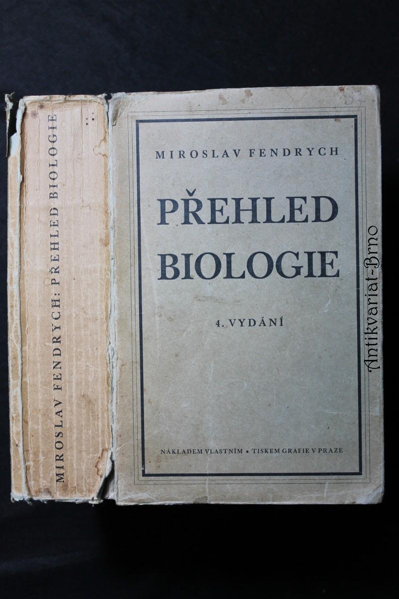 Přehled biologie s přílohou Biologický atlas