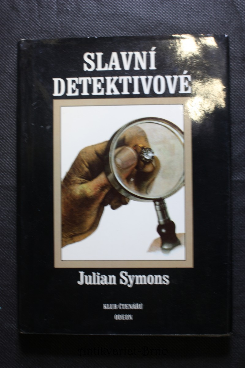 Slavní detektivové : sedmero původního pátrání