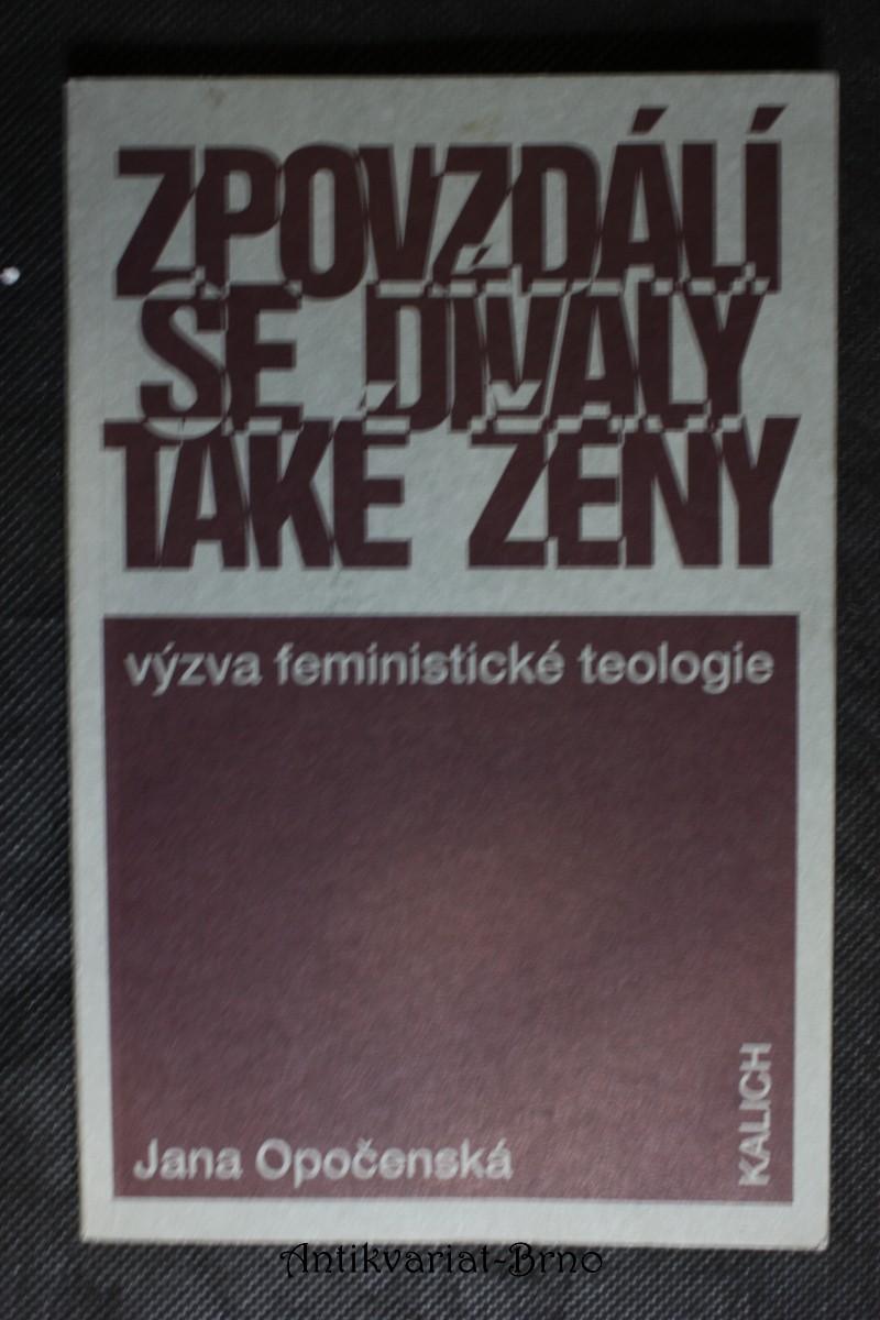 Zpovzdálí se dívaly také ženy : výzva feministické teologie
