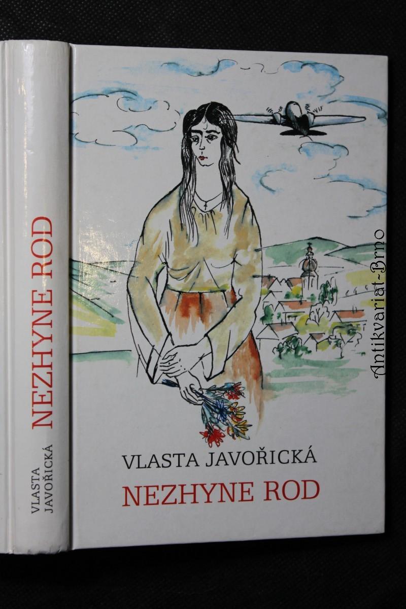 Nezhyne rod : Román z velké doby