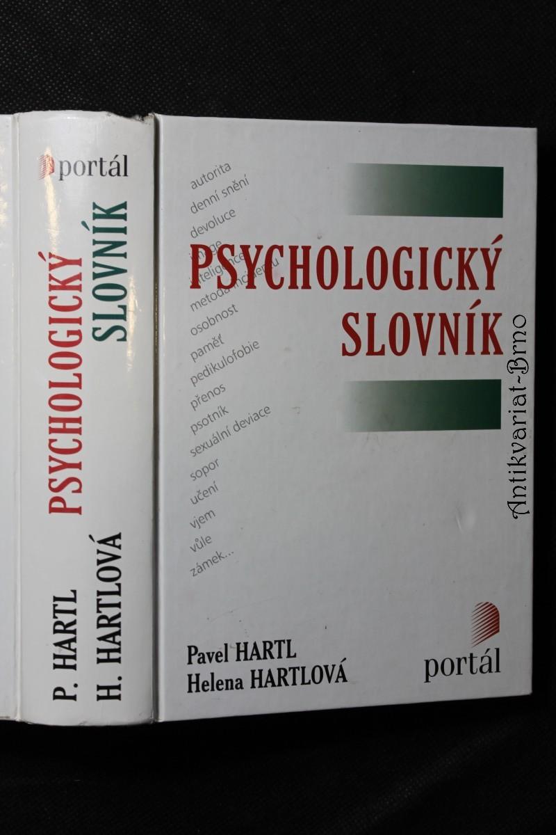 Psychologický slovník