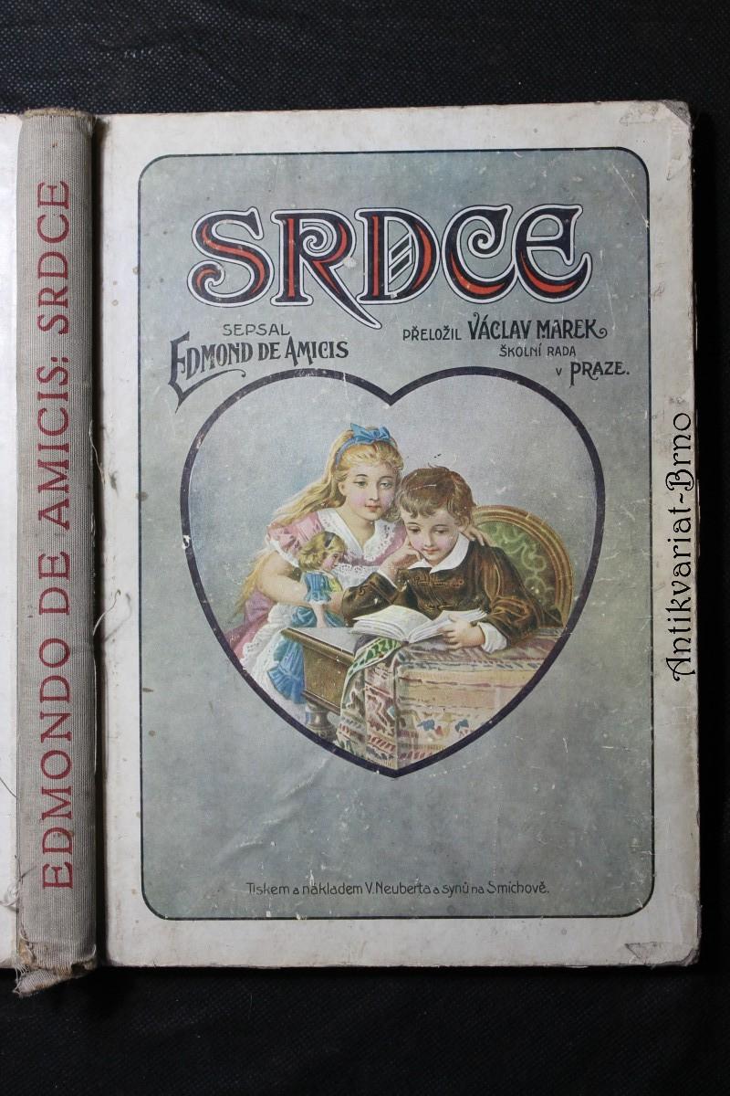 Srdce : kniha pro mládež