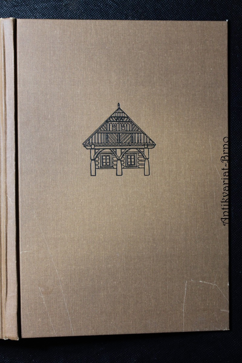 Mizející krása domova : kniha kreseb