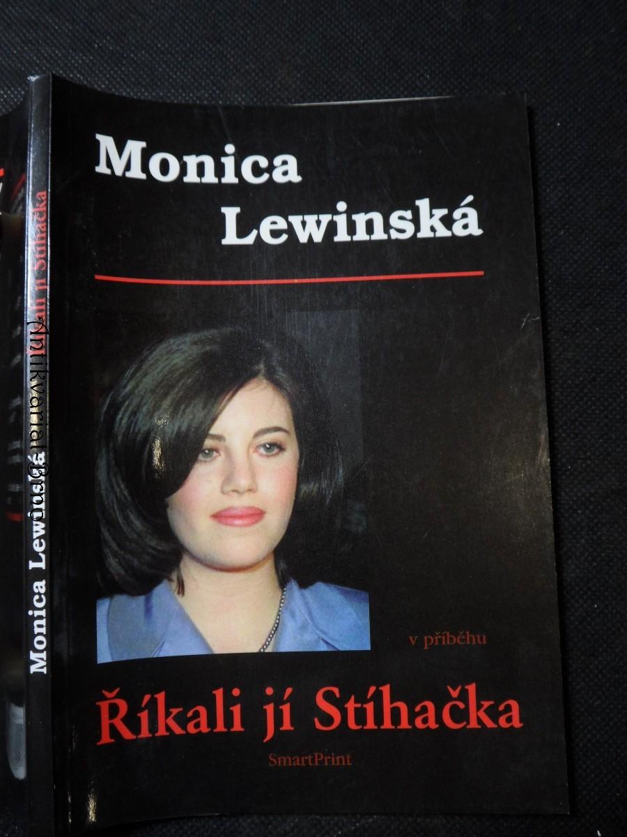 Monica Lewinská v příběhu Říkali jí Stíhačka Říkali jí Stíhačk