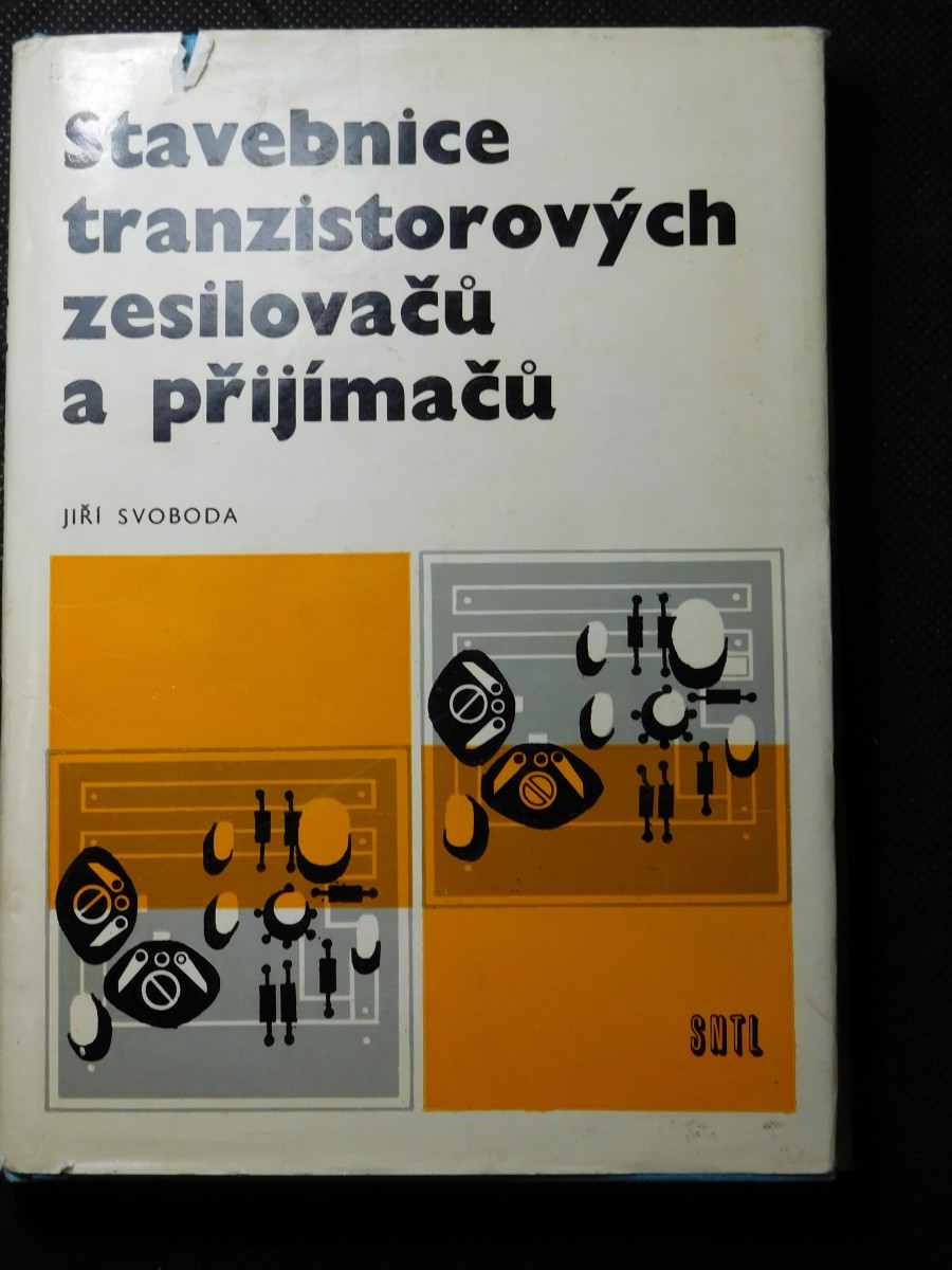 Stavebnice tranzistorových zesilovačů a přijímačů