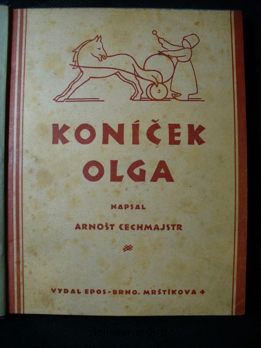 Koníček Olga : veselé i smutné příhody muzikantského koníčka ruských legií