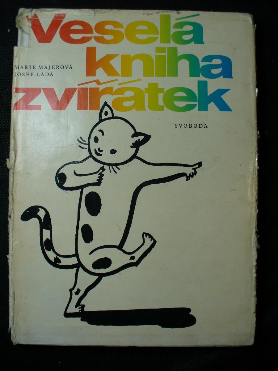 Veselá kniha zvířátek