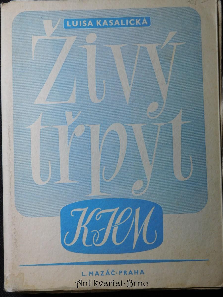 Živý třpyt : dílo Karla Hynka Máchy