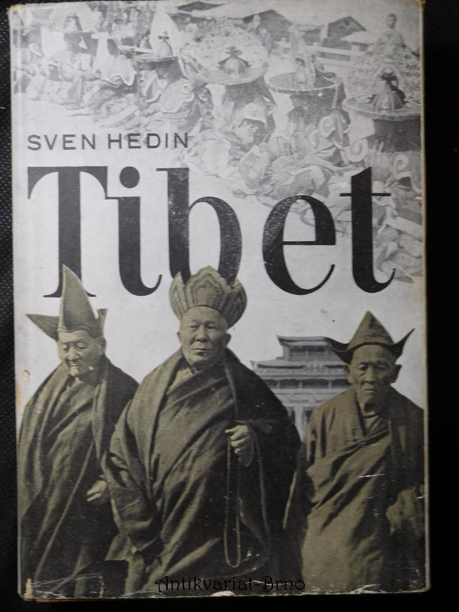 Tibet : objevitelské výpravy