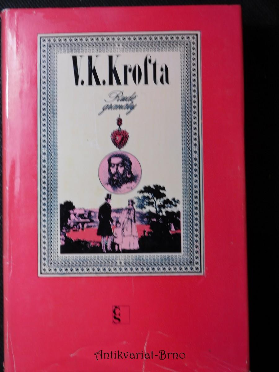 Rudé granáty : Staropražský román