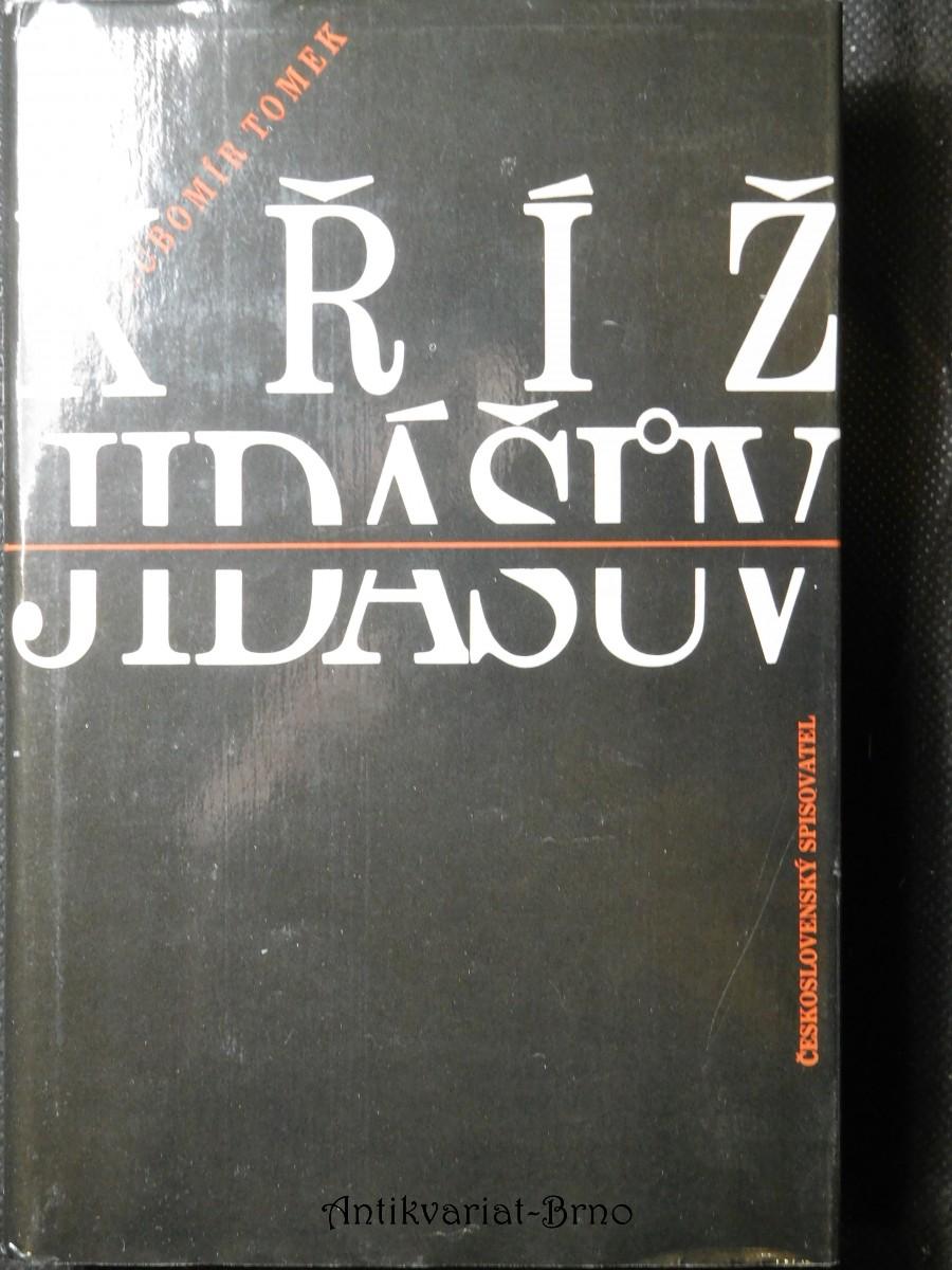 Kříž Jidášův : báj