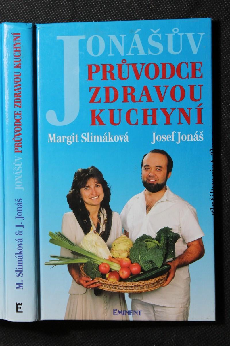 Jonášův průvodce zdravou kuchyní