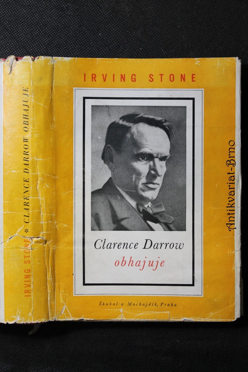 Clarence Darrow obhajuje