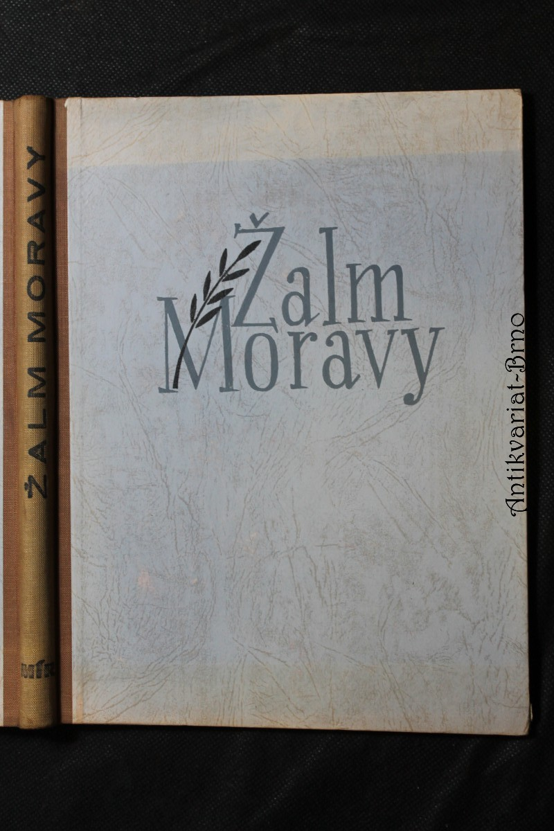 Žalm Moravy : sborník