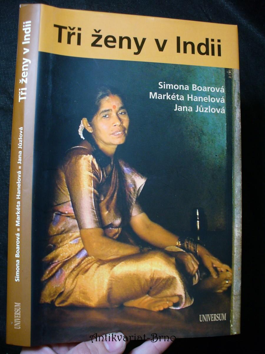 Tři ženy v Indii
