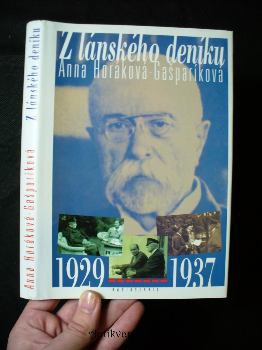 Z lánského deníku : 1929-1937