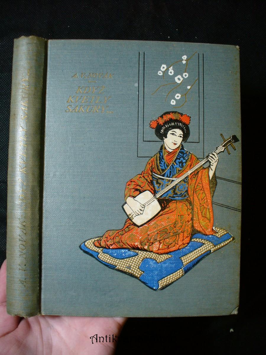 Když kvetly sakury-- : japonský román