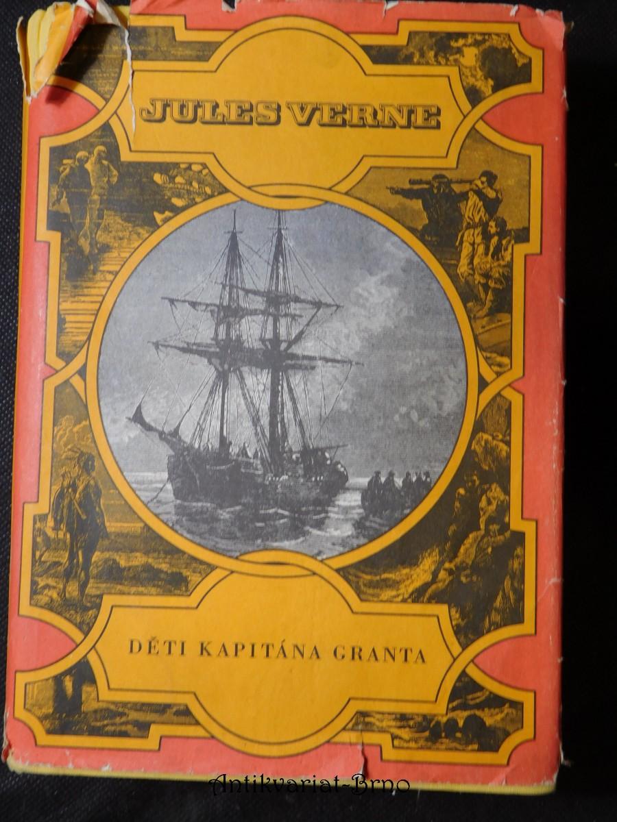 Děti kapitána Granta : pro čtenáře od 9 let