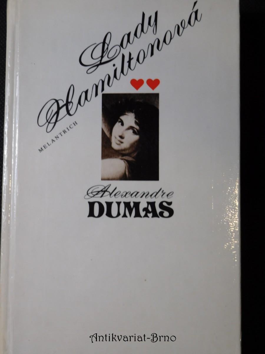 Lady Hamiltonová : historický a životopisný román