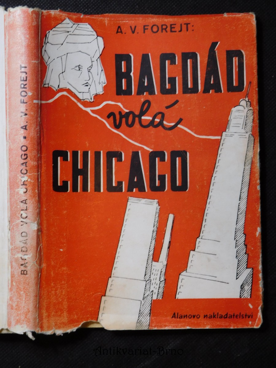 Bagdád volá Chicago