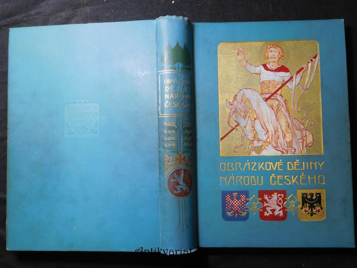 Obrázkové dějiny národu českého