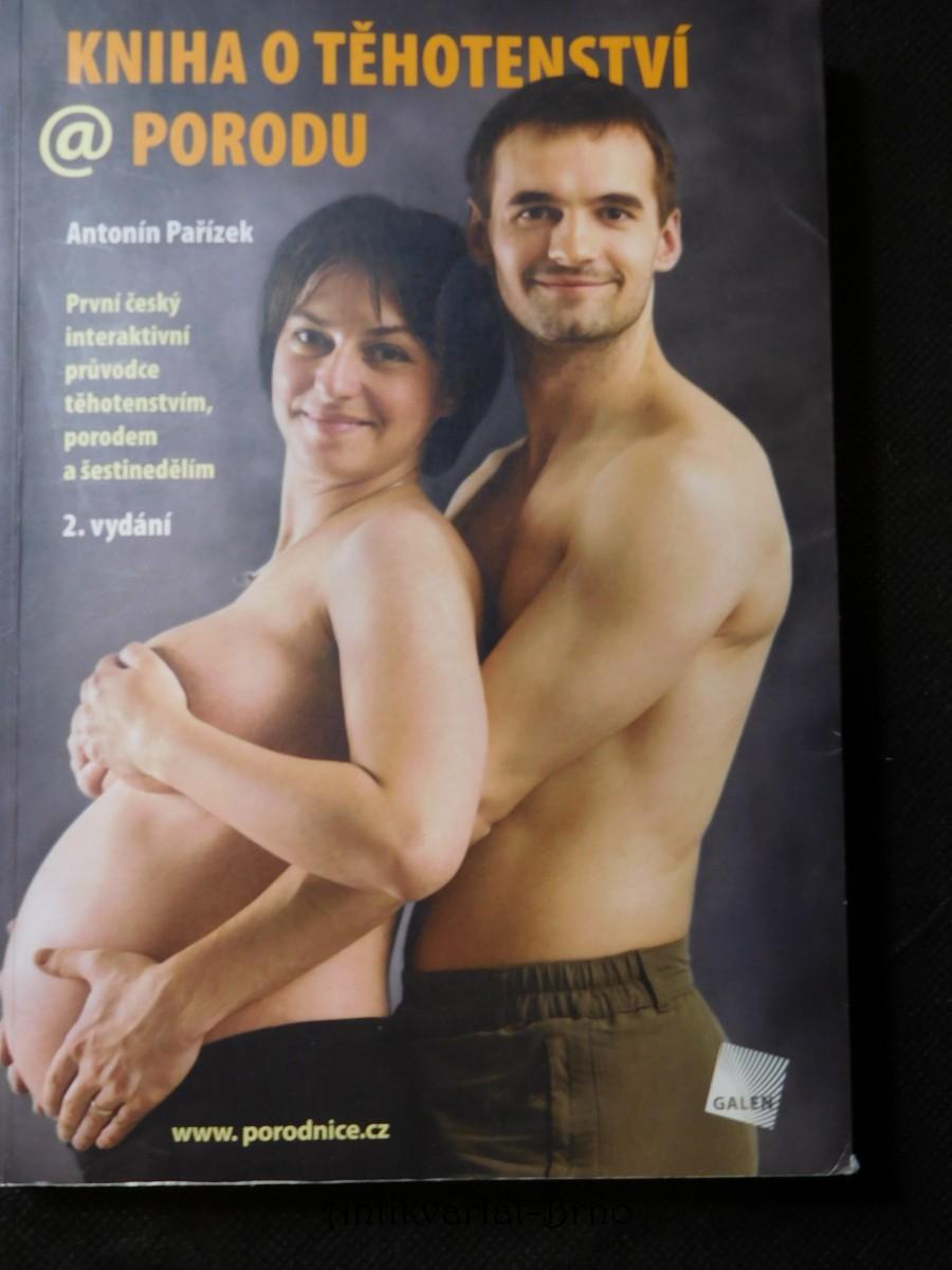 Kniha o těhotenství @ porodu