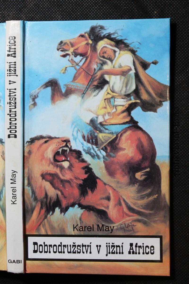 Dobrodružství v jižní Africe : cestopisný román