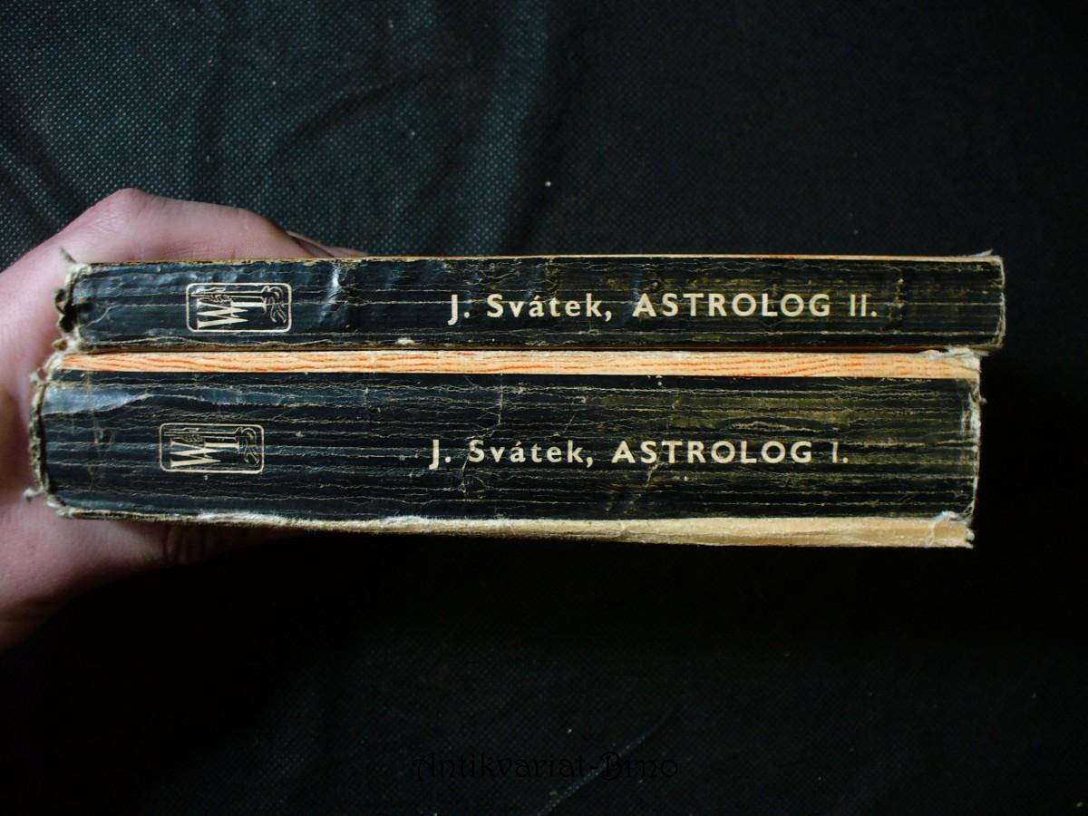 Astrolog : (hvězdopravec) : román ze století XVI. [Díl první];