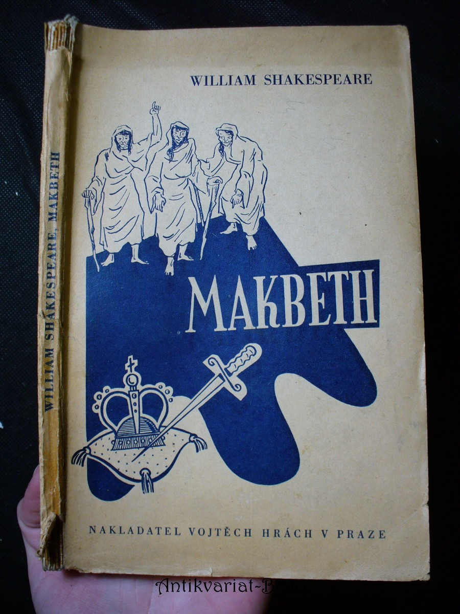 Makbeth : tragedie o pěti jednáních