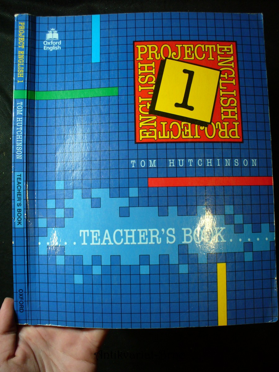 Project English - teacher´s book