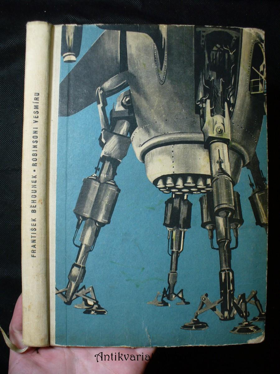 Robinsoni vesmíru : vědeckofantastický román