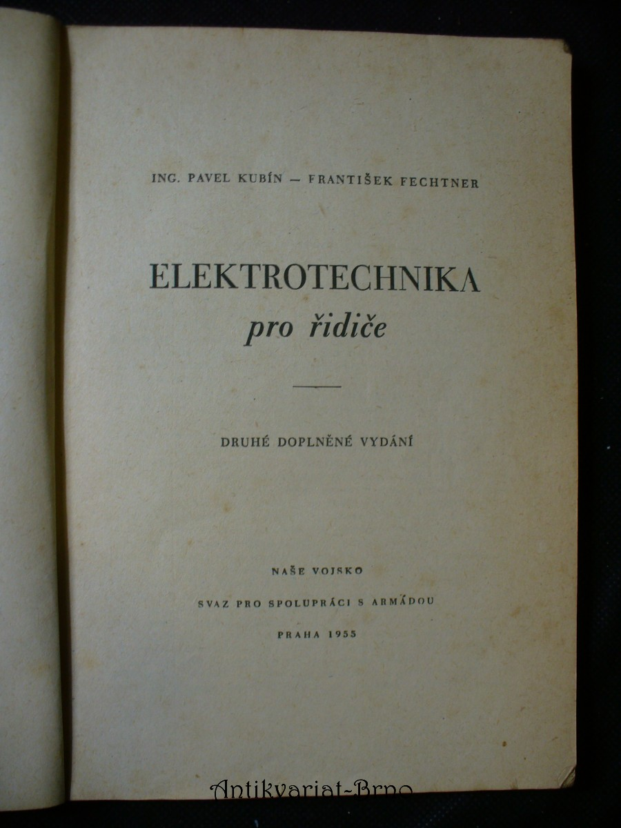 Elektrotechnika pro řidiče