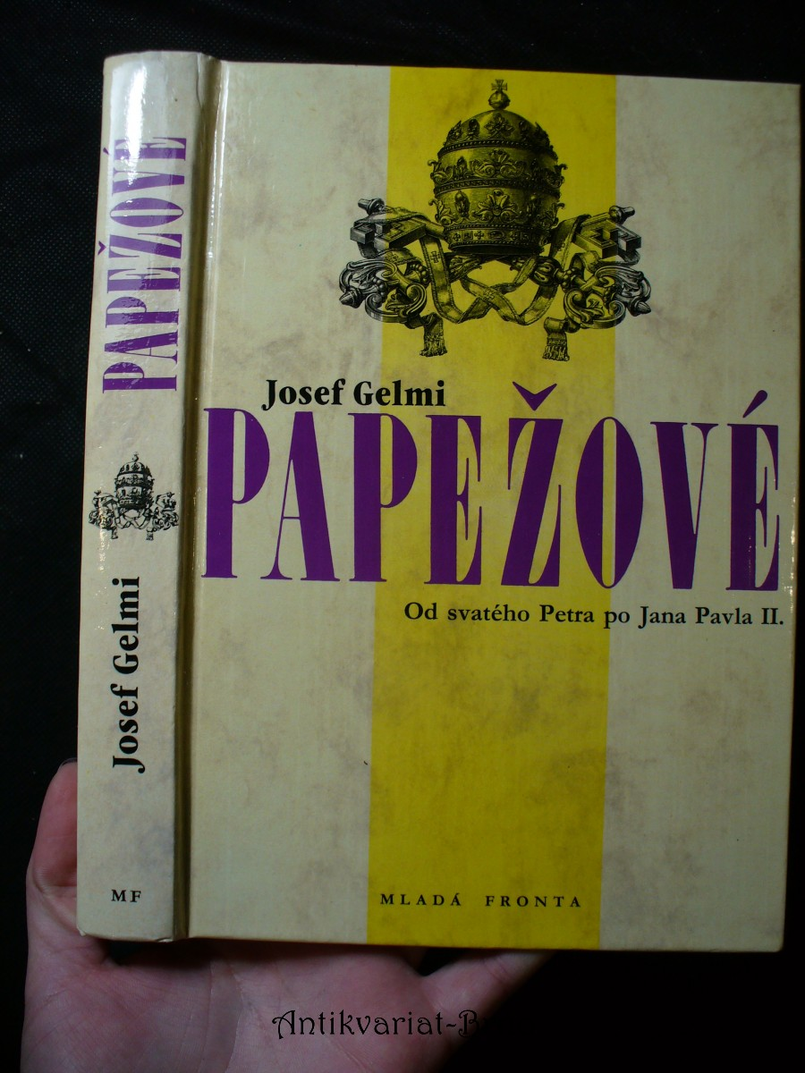 Papežové : od svatého Petra po Jana Pavla II.