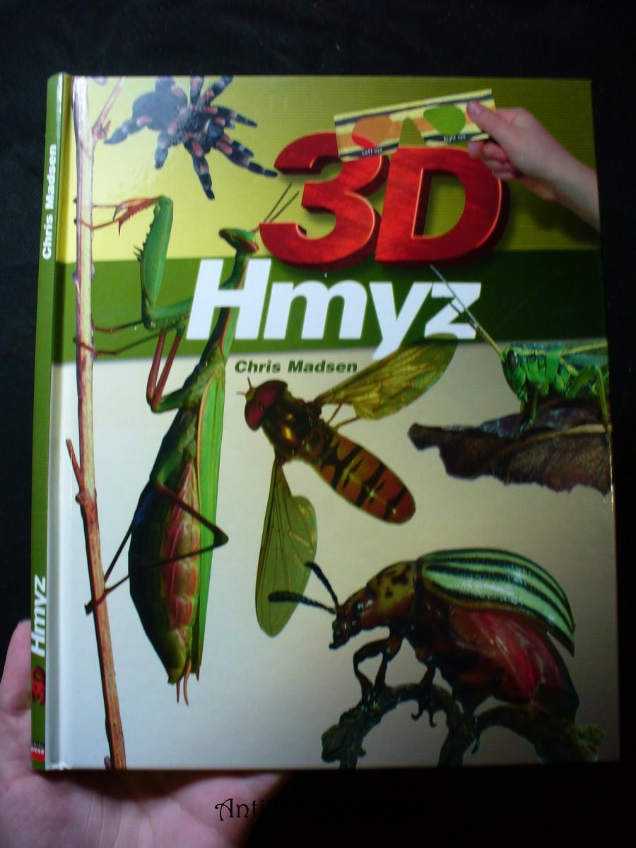 3D hmyz