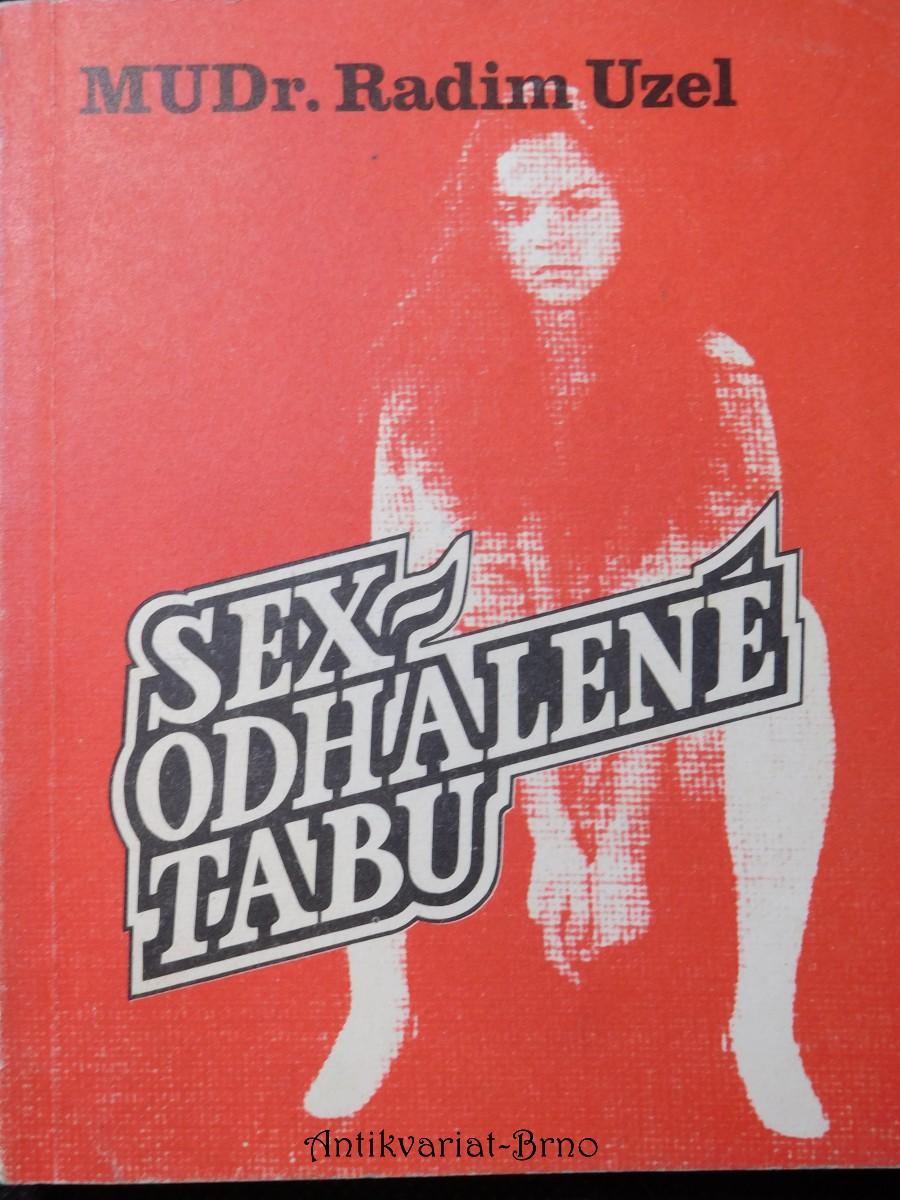 Sex - odhalené tabu