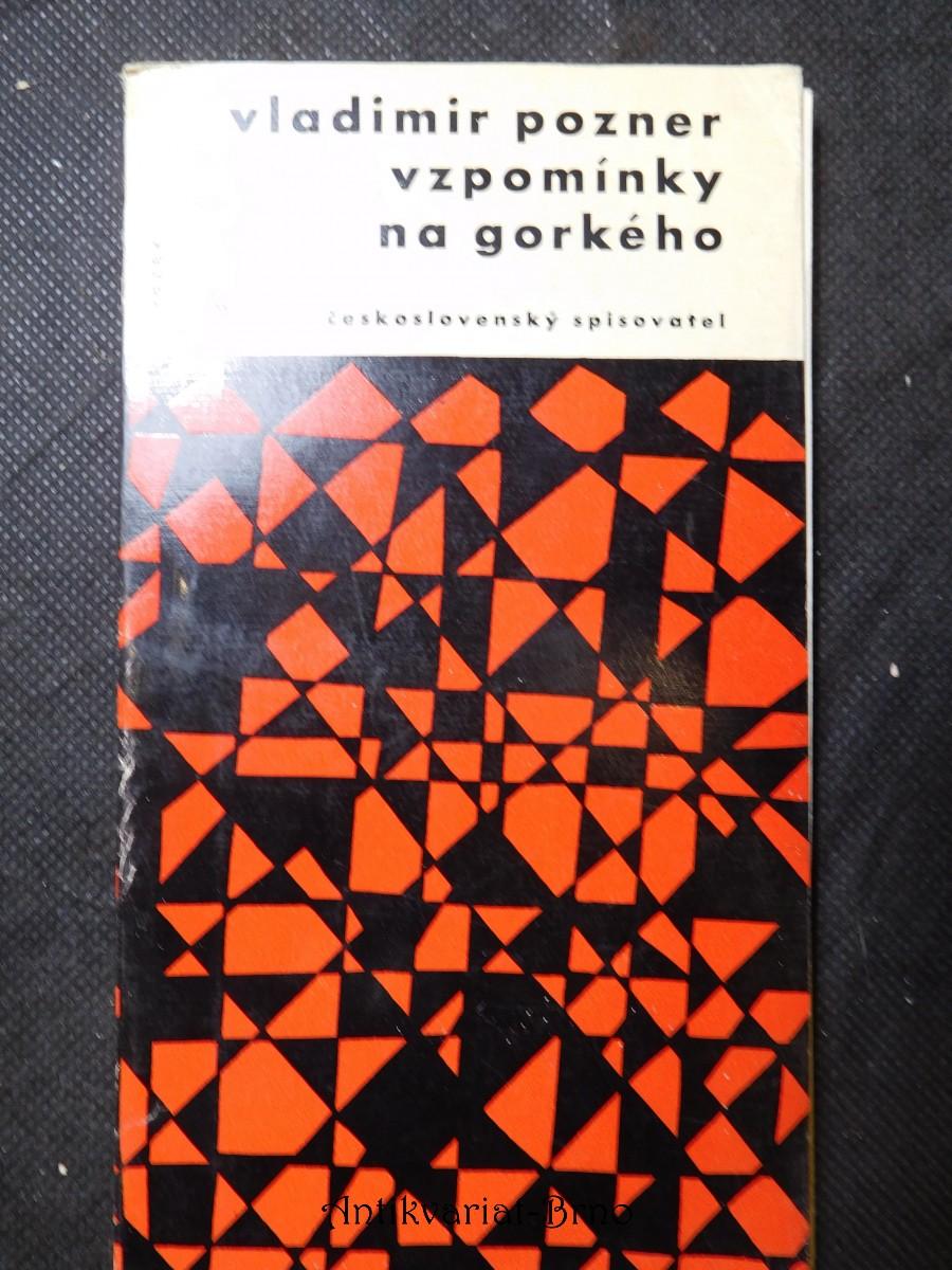 Vzpomínky na Gorkého