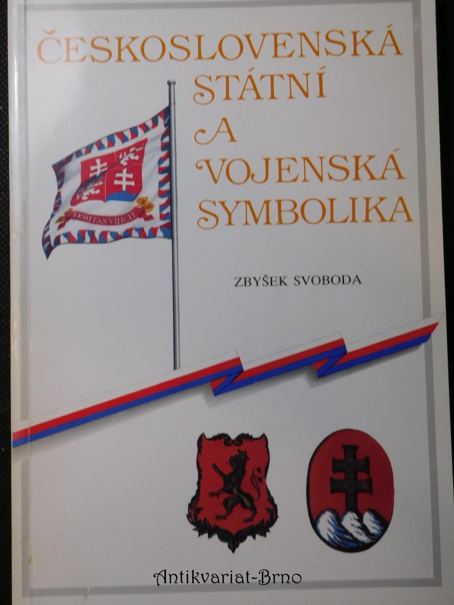 Československá státní a vojenská symbolika